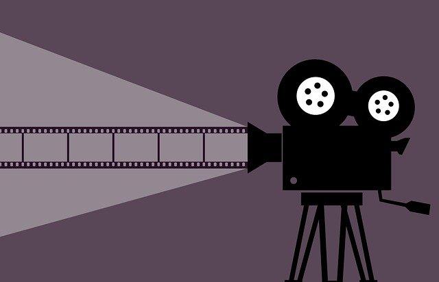映画のプロジェクター