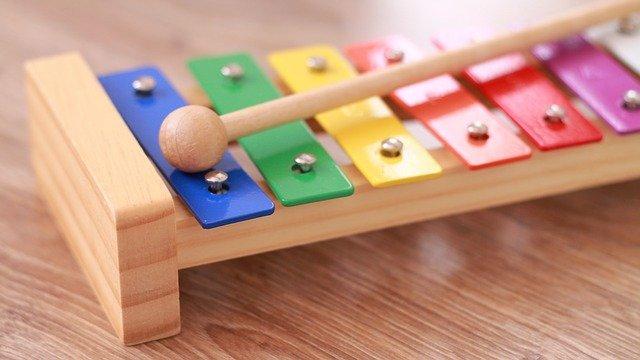 玩具の鉄筋